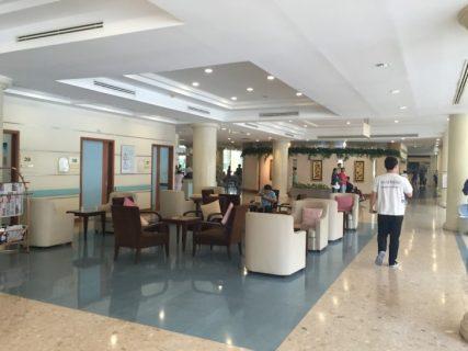 バンコクのサミティヴェート病院で人間ドックを受けてみた。