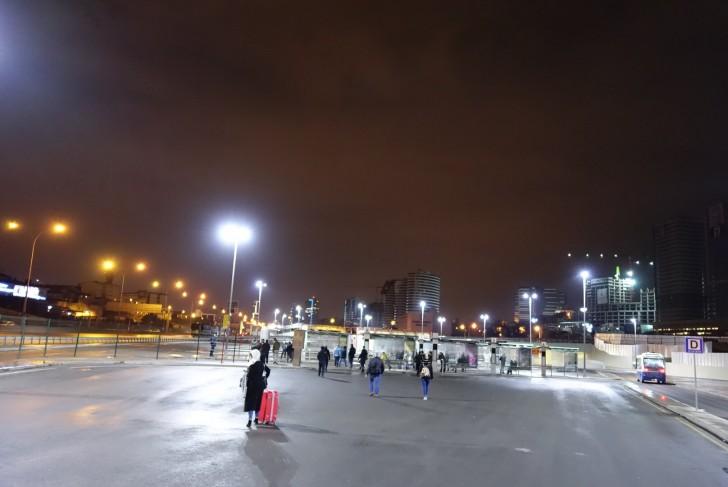 イスタンブール|アタテュル〜サビハゴーケン空港へ電車とバスで行く方法