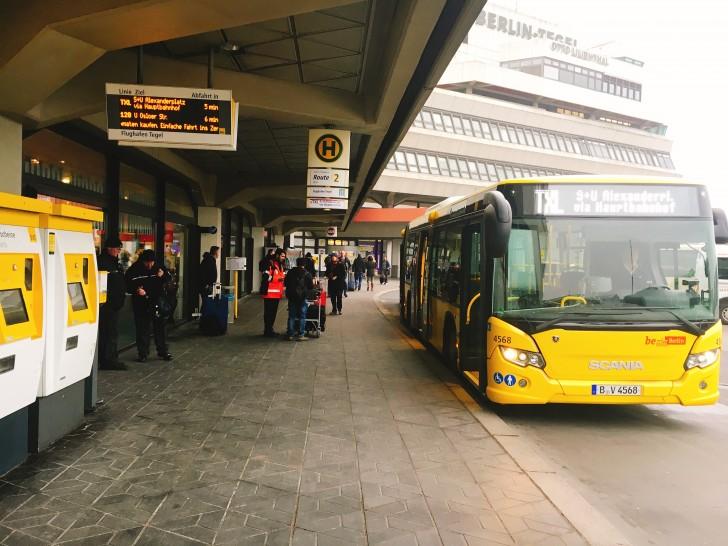 ドイツ|ベルリンの移動方法。公共交通機関、電車、バス、路面電車と切符の買い方