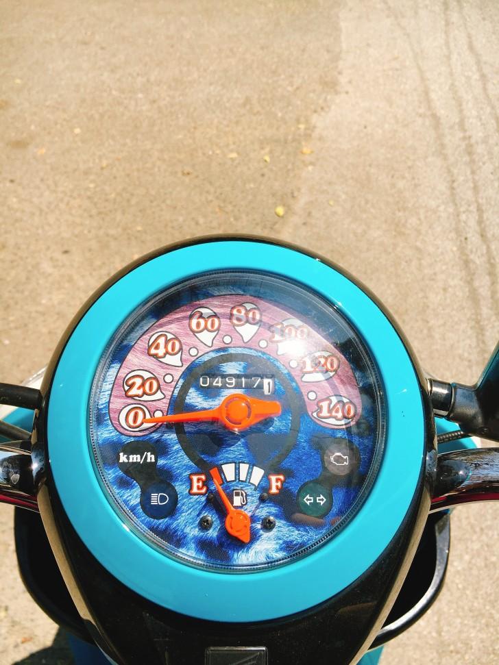 チェンマイの山(ドイステープ)の頂上付近でバイクがガス欠したらどうなるか