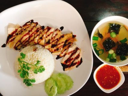 タイのチェンマイでおすすめの必食カオマンガイ