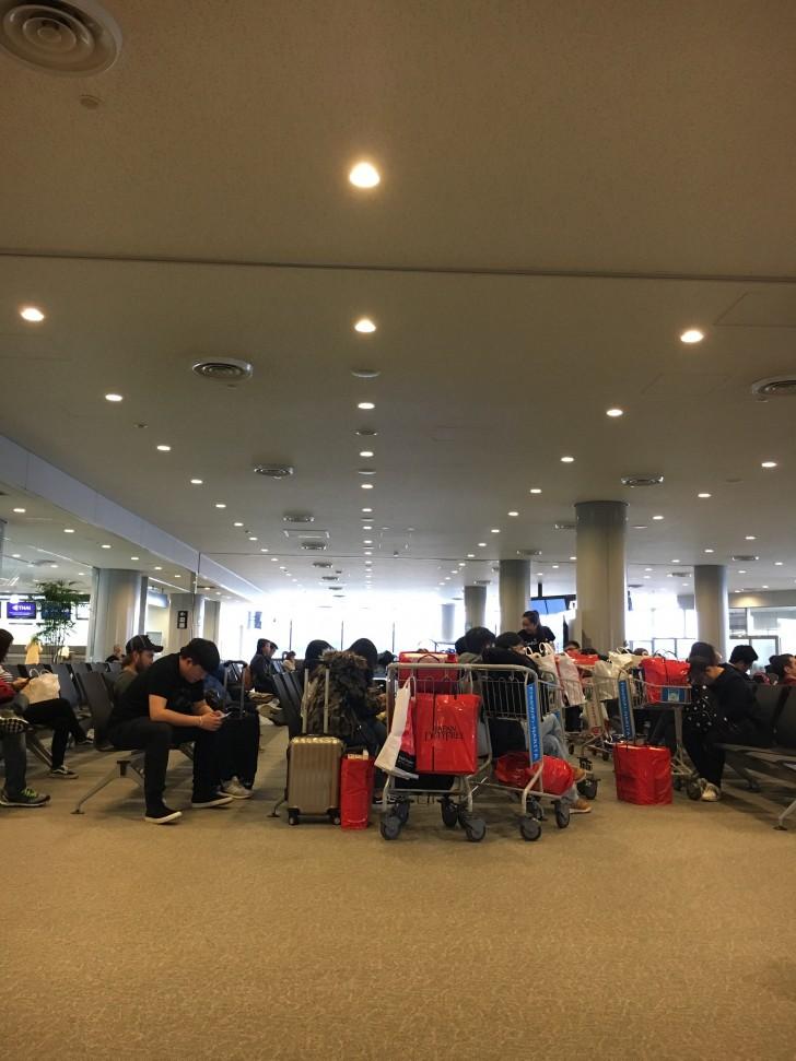 遅延したエアチャイナ(中国国際航空)に置いていかれて返金を要求する話
