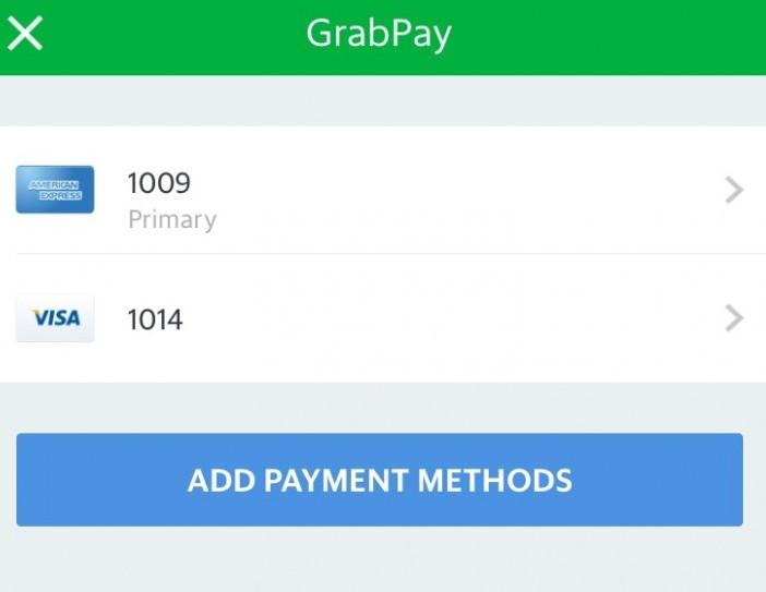 Grab taxi グラブタクシーはクレジットカードで支払える。乗り方やUBERとの比較(クーポンあり