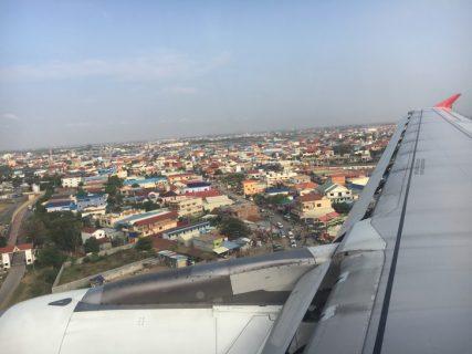 初めてのカンボジア・プノンペン。街の雰囲気や風景の写真紹介。