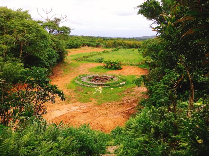 沖縄で農業体験というかDASH村的な開拓体験をしました。