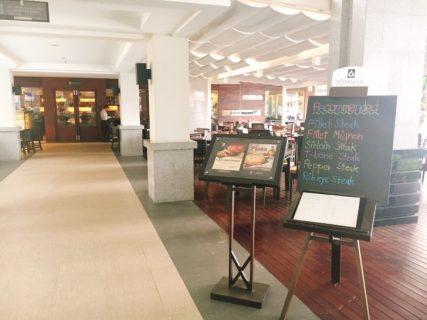 チェンマイでリーズナブルにTボーンステーキのコースのレストラン