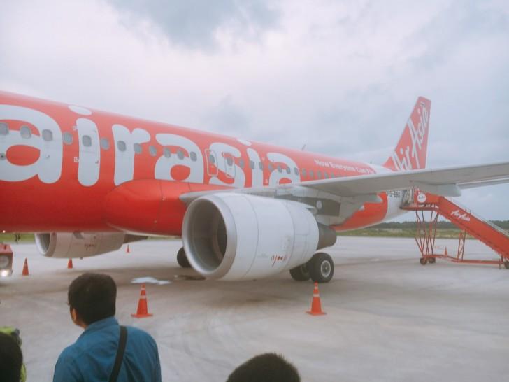 チェンマイ|Airasiaエアアジアの機内にパスポート置き忘れて紛失事件