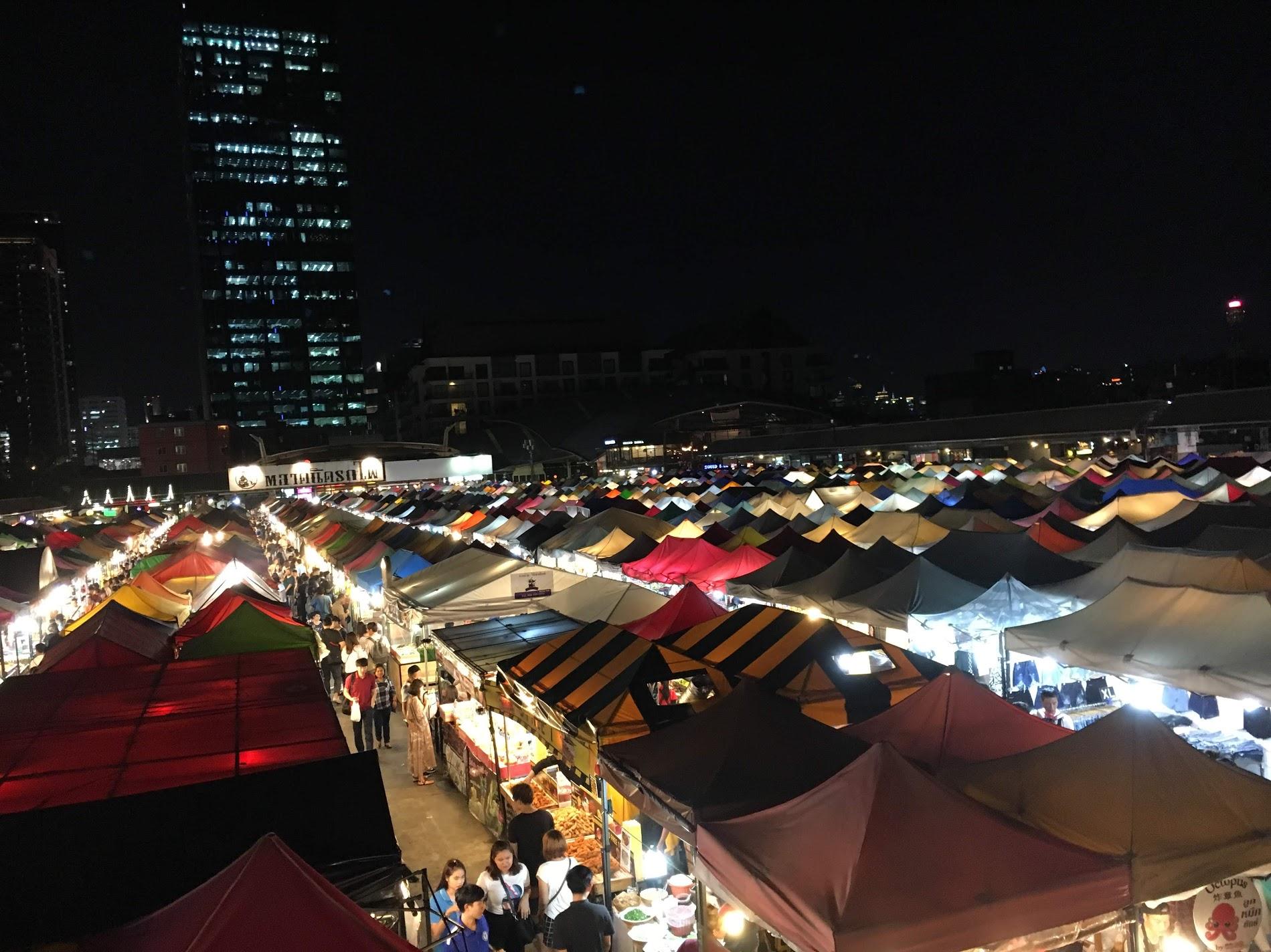 11月の旅日程 タイ〜ベトナム〜カンボジア