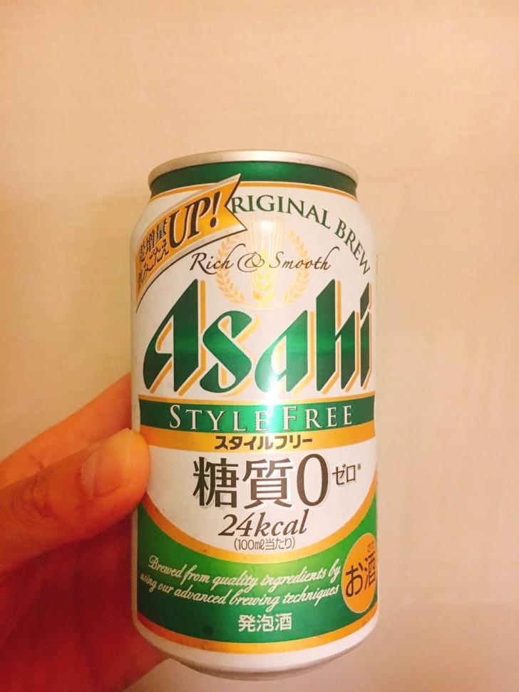 【アサヒ】 スタイルフリー