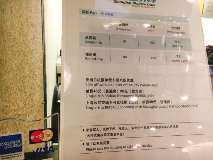 上海でリニアモーターカーを体験する