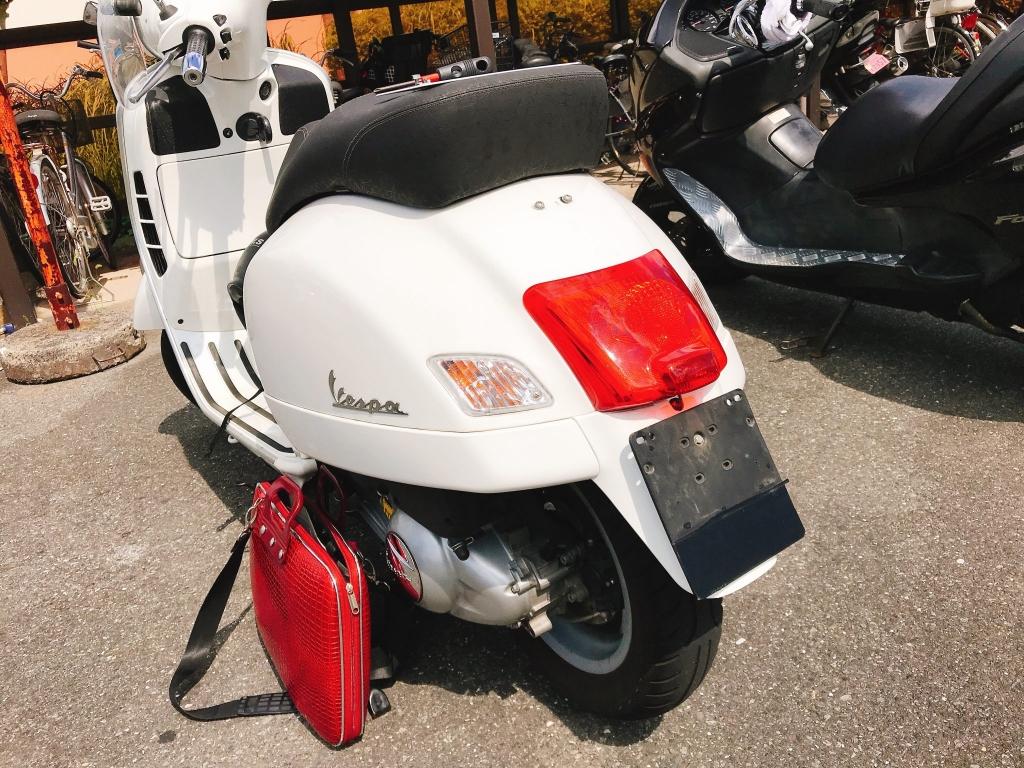 250ccバイクの名義変更のやり方【ヤフオク】